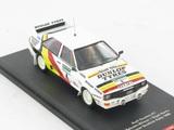 Audi Quattro -Wilson/Harris- Winner Scottish Rally 1985