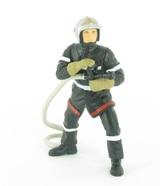 Pompier à la lance