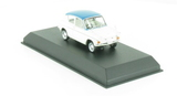 Norev Mazda Carol 360 1962 White Body With blue Roof