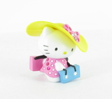 Hello Kitty Shopping avec Diamant