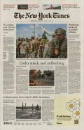 International New York Times - 17 Mai 2021
