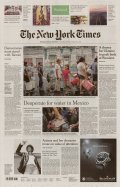 International New York Times - 20 Avril 2021