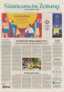 Süddeutsche Zeitung Week End - 15/16 Mai 2021