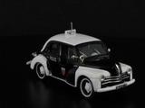 Renault 4CV PIE Police de Paris 1956