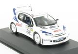 Peugeot 206 WRC, 2001