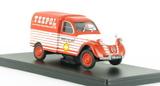 La 2CV Camionnette Teepol