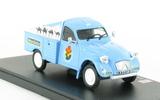2CV Pick-Up Transafrique 94