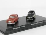 Renault 4 - Renault 4 Parisienne