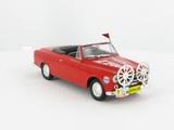 Peugeot 403 Cabriolet du Directeur de course 1960