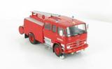 Le Fourgon-Pompe Tonne Maheu-Labrosse sur Mercedes LP 1113 Des Sapeurs-Pompiers Des Pyrénées