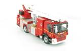 Le Bras Elévateur Articulé B32 Metz sur Scania P310 des Sapeurs Pompiers du Val- D'Oise