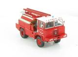 Le Camion-Citerne Lourd pour Feux de Forêts Berliet GBK 18 4X4 de Rochefort-Montagne