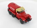 Le Camion-Citerne de 5000L sur Diamond 6X6 de Lignières-Orgères