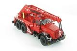 Le Camion-Grue Magirus-Deutz KW 16 des Sapeurs-Pompiers de Braunschweig