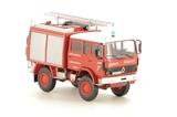 Le Fourgon-Pompe Tonne Léger Hors Route Camiva Sur Renault VI 95,130 4x4 Des Sapeurs-Pompiers Du Gard