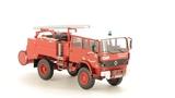 Le Camion-Citerne Lourd Pour Feux De Forêt Sairep Sur Renault VI 110.150 Des Sapeurs-Pompiers De Hauterives (Drôme)