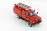 L Autopompe ATS 40 ZIL 130 Du Corps des Pompiers de Cuba