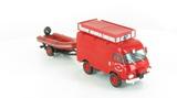 Le Fourgon de Dépollution Saviem TP3 des Sapeurs Pompiers de la Moselle