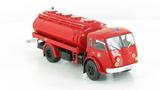 Le Camion-Citerne de Grande Capicité Saviem Tancarville Des Sapeurs Pomopiers de L 'Eure
