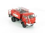 """Le Camion-Citerne """"Mousse"""" Sides-Saviem des Marins-Pompiers de l'Arsenal de Brest"""