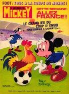 Le Journal de Mickey du 07/05/1978