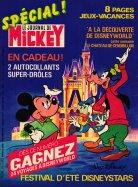 Le Journal de Mickey du 12/07/1981