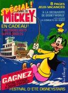 Le Journal de Mickey du 02/08/1981