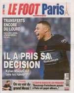 Le Foot Paris Magazine