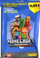 Minecraft Adventure Trading Cards