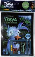 Disney Raya et le Dernier Dragon Album Panini