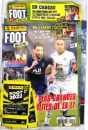 Panini Pack Foot Magazine + Album Ligue 1 + Sticker