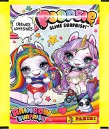 Pochette stickers poopsie slime surprise panini