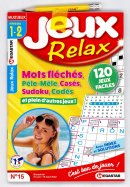 MG Jeux Relax Niv 1/2