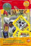 Animaux 10 Pochette + Album