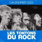 Calendrier Les Tontons du Rock  2022