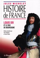 Louis XIV et le Duc de Bourgogne
