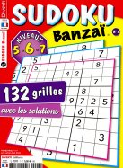 Diverti Sudoku Banzaï Niv 5-6-7
