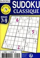PJ Sudoku Classique Niveaux 7 à 9