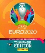 Album Uefa Euro 2020 Panini + Stickers