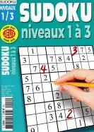 PJ Sudoku niveaux 1 à 3