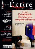 Ecrire Magazine