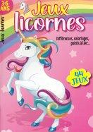 Jeux Licornes 3-6ans
