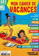 Mon Cahier de Vacances CE1 -> CE2