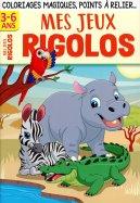 Mes Jeux Rigolos 3-6 ans