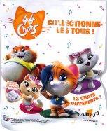 44 Chats - Collectionne-les Tous !