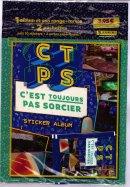 1 Album + Pochettes Panini C'est Toujours Pas Sorcier
