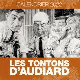 Les Tontons d'Audiard - Calendrier 2022