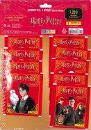 Harry Potter Panini 8 Pochettes + 1 Offerte