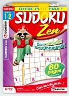 MG Sudoku Zen Niv 1/2