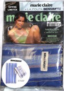 Marie Claire + Cadeau (Fouta Bensimon)